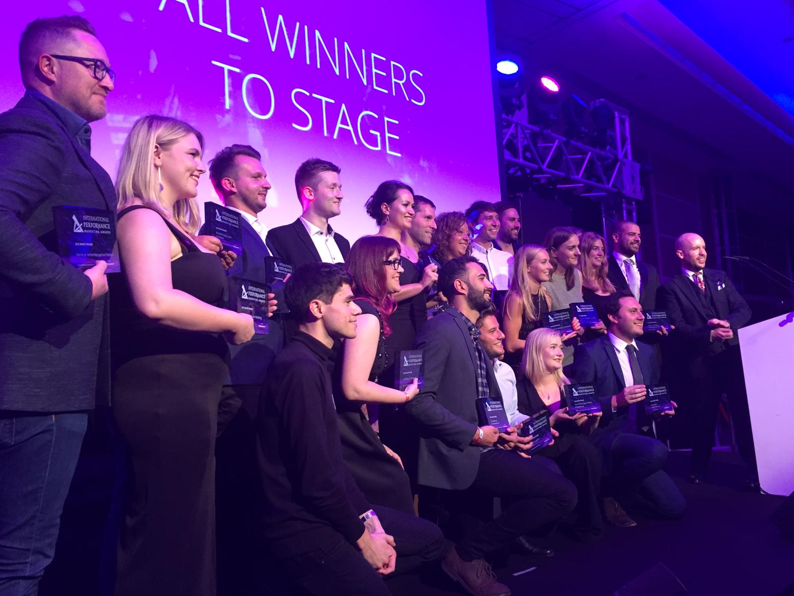 CJ Affiliate took home three IPMAs, including the coveted Industry Network of Choice