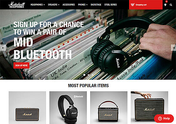 marshall headphones