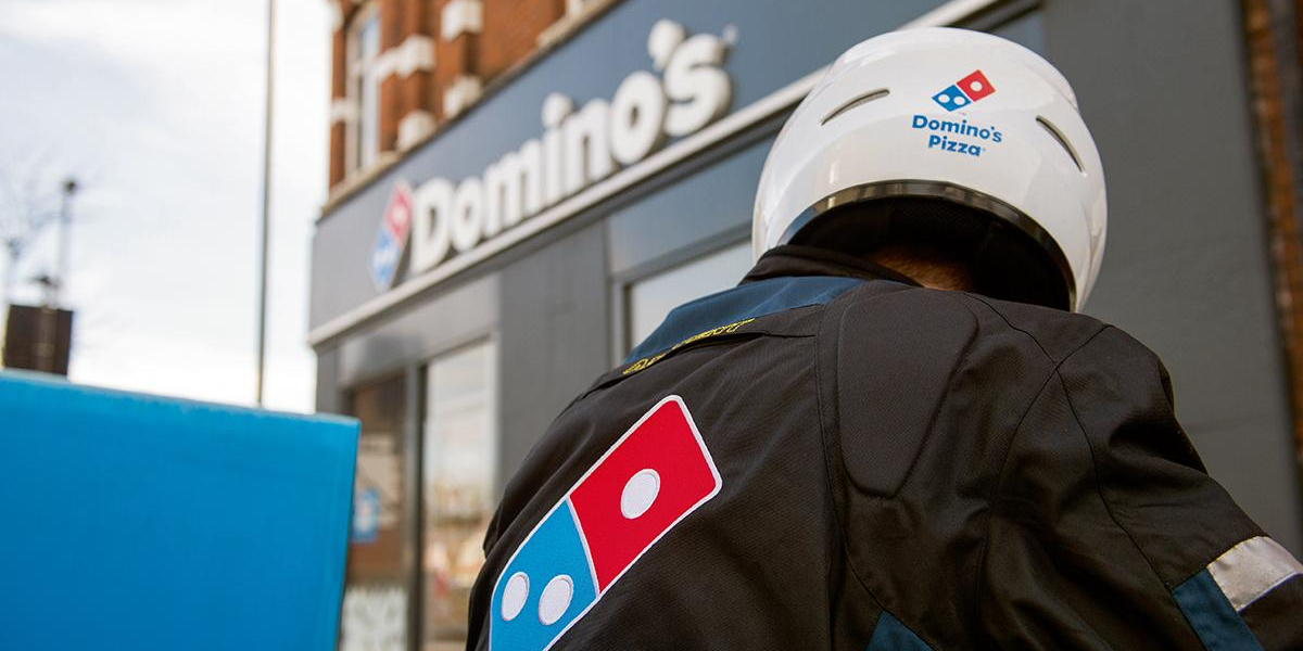 Dominos generates £1M+ with personalised advertising-1